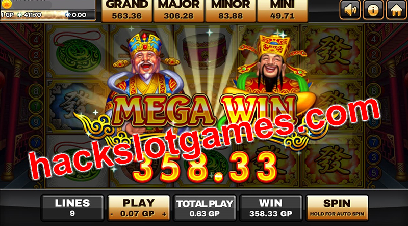Cheat aplikasi slot game JOKER dengan ID PRO PREMIUM