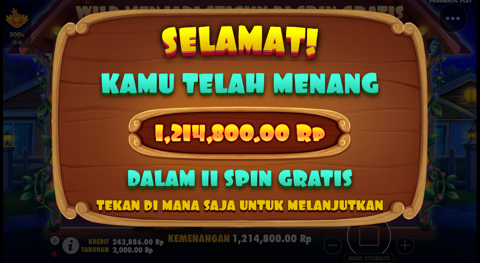 Cheat Slot Game Online Terpercaya ID PRO SLOT Indonesia !